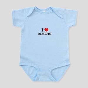 I Love DIMITRI Body Suit