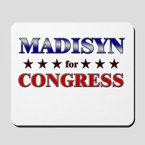 MADISYN for congress Mousepad