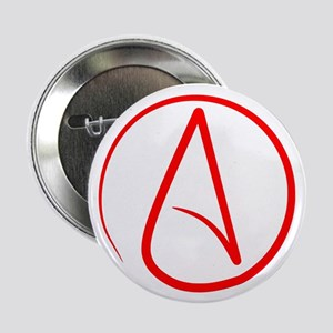 """Red A 2.25"""" Button (10 pack)"""