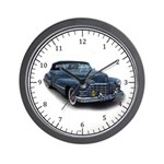 1946 Cadillac Series 62 Wall Clock