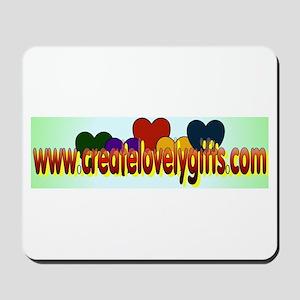 createlovelygifts.com Mousepad