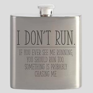 I Don't Run Flask