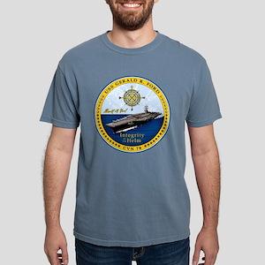 USS Gerald R. Ford CVN-78 T-Shirt
