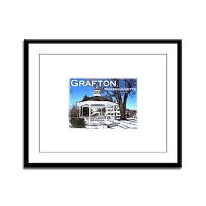 Grafton, Massachusetts - Framed Panel Print