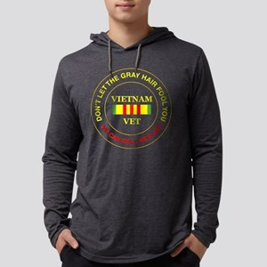 Do Not Let The Gray Hair Fool Long Sleeve T-Shirt