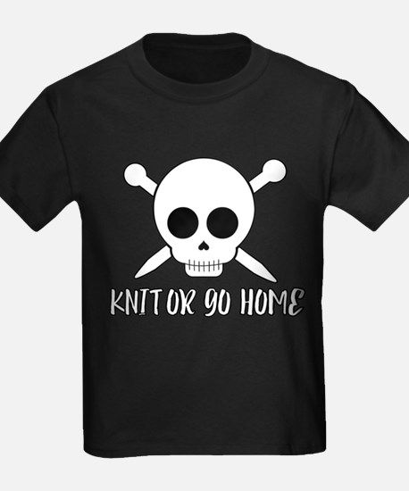 Knit or Go Home T