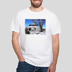 Grafton, Massachusetts - White T-Shirt