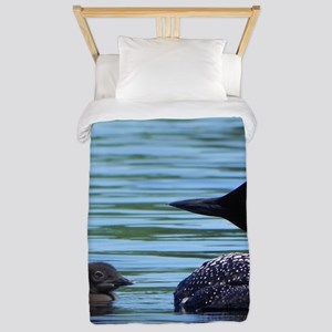 loons Twin Duvet