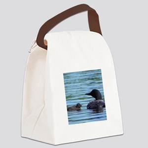 Days End Canvas Lunch Bag