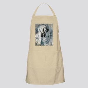 Collage Style Art Print ~Layers of My Mind Apron
