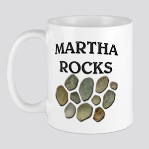 Martha Rocks Mug
