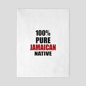 100 % Pure Jamaican Native Twin Duvet