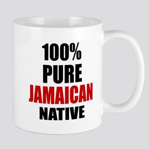 100 % Pure Jamaican Native Mug
