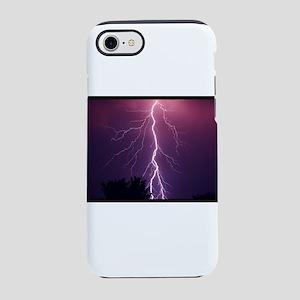 Lightning Strike iPhone 8/7 Tough Case