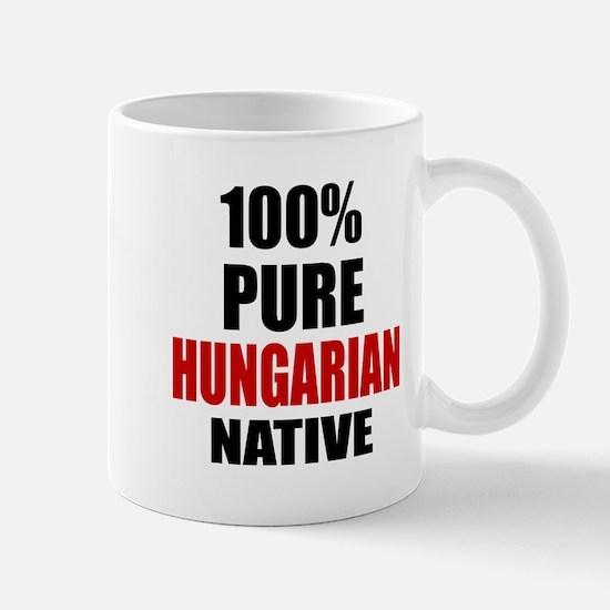 100 % Pure Hungarian Native Mug