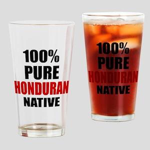 100 % Pure Honduran Native Drinking Glass