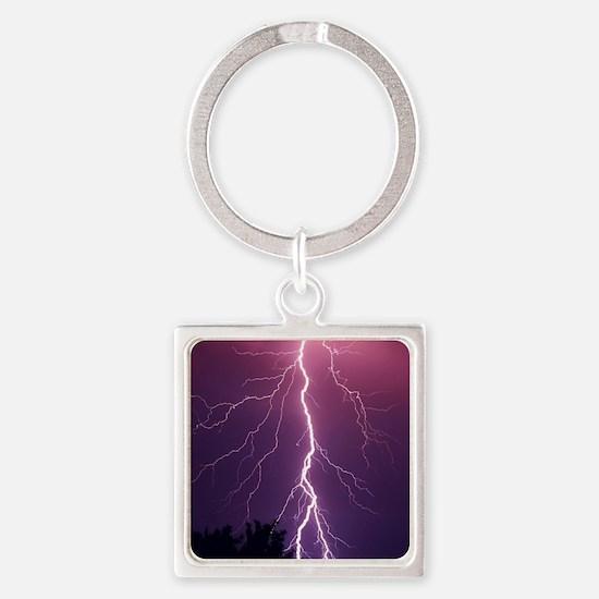 Lightning Strike Keychains