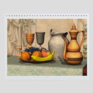 Still Life #1 Wall Calendar