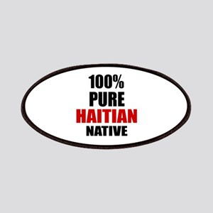 100 % Pure Haitian Native Patch