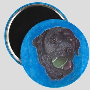 Black Labrador Retriever Tenn Magnet