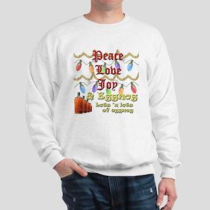 Xmas Eggnog Sweatshirt