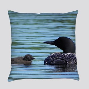 loons Everyday Pillow