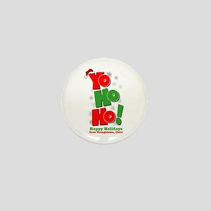 Yo Ho Ho Mini Button