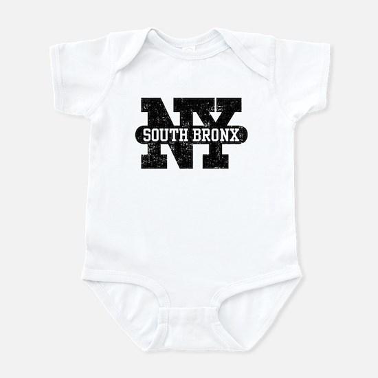 South Bronx NY Infant Bodysuit