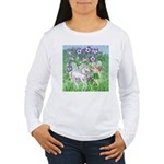 Fairy Unicorn Women's Long Sleeve T-Shirt