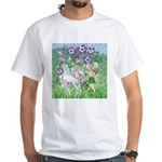 Fairy Unicorn White T-Shirt