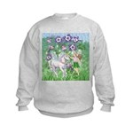 Fairy Unicorn Kids Sweatshirt
