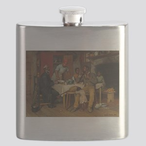 A pastoral Visit by Richard Norris Brooke Flask