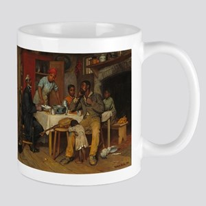 A pastoral Visit by Richard Norris Brooke Mugs
