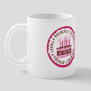 Birthday Stamp 60 Mug