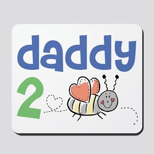 Daddy 2 Bee Mousepad