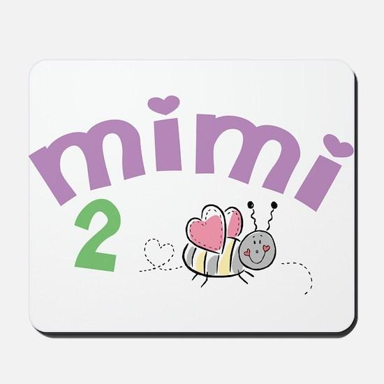 Mimi 2 Bee! Mousepad