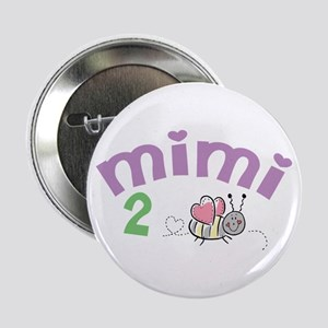 "Mimi 2 Bee! 2.25"" Button"