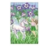 Fairy Unicorn Postcards (Package of 8)