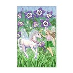 Fairy Unicorn Mini 11x17 Poster Print