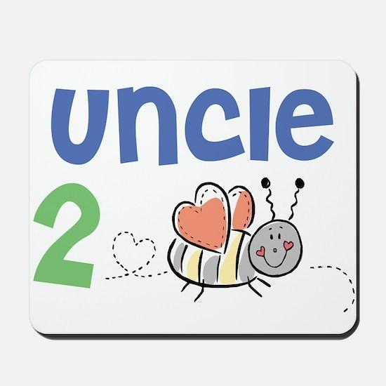 Uncle 2 Bee Mousepad