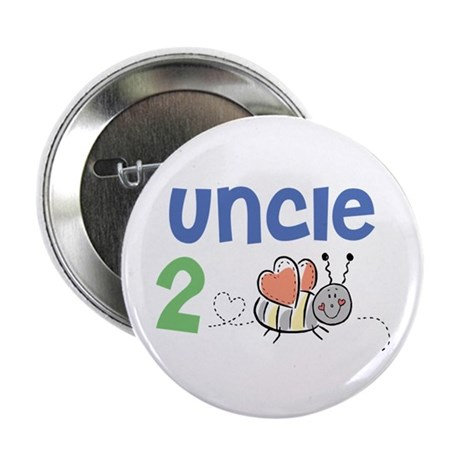 "Uncle 2 Bee 2.25"" Button"