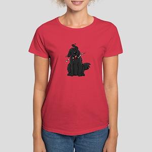 Newfie - Sl1 - Women's Dark T-Shirt