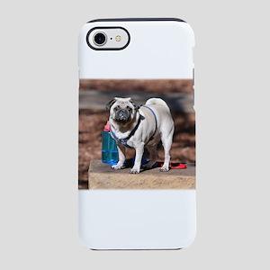 My Pug Ziggy iPhone 8/7 Tough Case