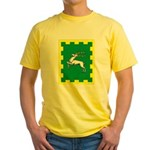 Outlands Populace Ensign Yellow T-Shirt