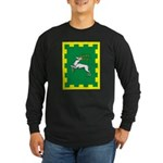 Outlands Populace Ensign Long Sleeve Dark T-Shirt