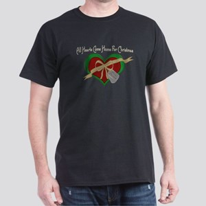 USAF Heart Dark T-Shirt