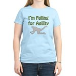Falling for Agility Women's Light T-Shirt