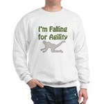 Falling for Agility Sweatshirt