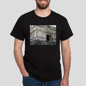 Mayan Ruins of Tulum (A) Dark T-Shirt