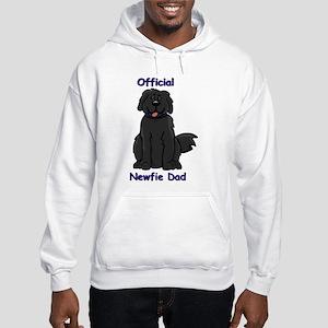 Newfie Dad Hooded Sweatshirt